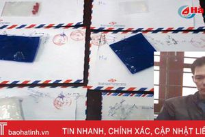 Bắt đối tượng vận chuyển ma túy số lượng lớn ở phố núi Hà Tĩnh