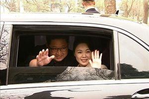 Vợ ông Kim Jong-un có khả năng sẽ hiện diện tại thượng đỉnh liên Triều