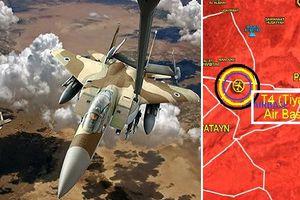 Nga chỉ đích danh hai F-15I Israel tấn công căn cứ T4/Tiyas