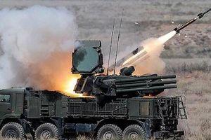 40 tổ hợp Pantsir-S1 Nga giăng lưới Syria, chờ diệt Tomahawk