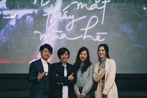Khán giả Nhật đội tuyết đến xem phim Việt