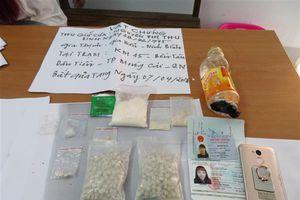 Quảng Ninh: Thu giữ 499 viên nén nghi là ma túy tổng hợp