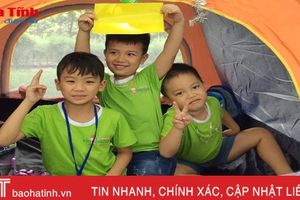 Kỹ năng sống: Hành trang cho trẻ