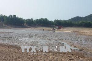 Hồ cạn gây khó khăn cho sản xuất nông nghiệp ở Bà Rịa-Vũng Tàu