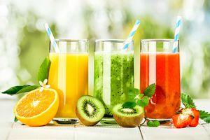 5 sai lầm khi làm sinh tố trái cây khiến bạn tăng cân vùn vụt