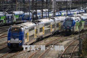 Các cuộc đình khiến công ty đường sắt Pháp thiệt hại 123 triệu USD