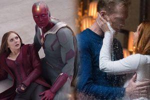 Vision và Scarlet Witch tình chàng ý thiếp mặc mưa gió bão bùng trong 'Avengers: Infinity War'