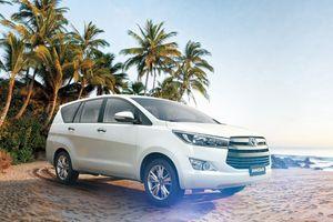 Toyota bổ sung hệ thống cân bằng điện tử cho Innova 2018, giá không đổi