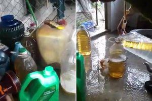 Vụ nước giếng biến thành dầu: Đề nghị công an điều tra