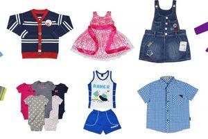 Mặt hàng quần áo trẻ em không bị áp dụng biện pháp phòng vệ ngưỡng quy định trong Hiệp định VN-EAEU FTA