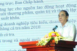 Ngành hàng cá tra Việt Nam: Kỳ vọng đạt doanh thu 6.500 tỷ trong năm 2018