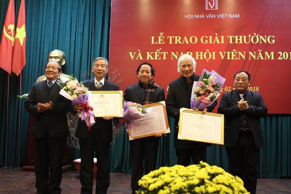 'Chất lượng' – vấn đề 'sống còn' của Hội Nhà văn Việt Nam
