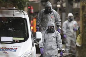 Nga: Mượn cớ tấn công hóa học ở Syria, Anh 'thủ tiêu' bằng chứng hạ độc Skripal
