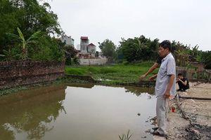 Chủ tịch Hà Nội yêu cầu làm rõ vụ 2 học sinh tử vong ở hố nước