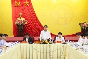 Chủ tịch Nguyễn Đức Chung: Huyện Thạch Thất nghiên cứu phát triển các cụm công nghiệp