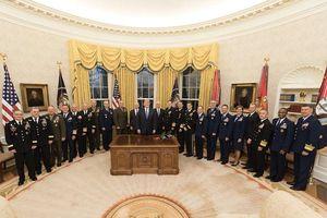 Xem Mỹ khoe dàn tướng lĩnh của 'đội quân vĩ đại nhất' khiến Nga, Syria ớn lạnh