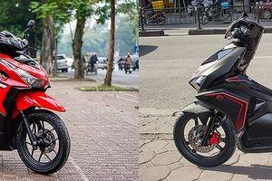Cùng thương hiệu Honda, chọn Vario 125 hay Air Blade 125?