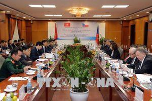 Tạo đột phá trong hợp tác song phương Việt Nam và Cộng hòa Séc