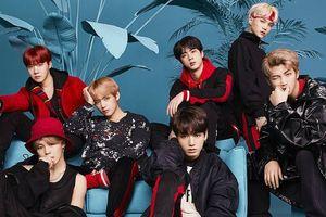 BTS gửi album 'Love Yourself' version Nhật đến Billboard và xuất sắc lọt top 200