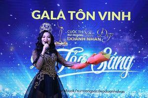 Nữ hoàng sắc đẹp Doanh nhân 2018 'tỏa sáng' lộng lẫy tại đêm Gala tôn vinh