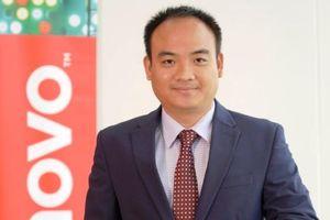 Lenovo Việt Nam có 'tướng' mới