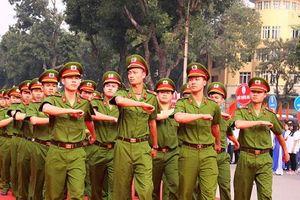 Hà Nội sẽ điều động công an chuyên nghiệp về làm Trưởng công an xã