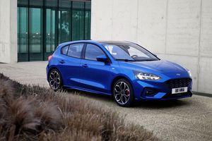 Khám phá nội - ngoại thất của Ford Focus 2019 vừa ra mắt