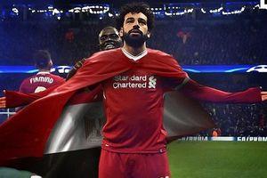 Biếm họa 24h: 'Vua Ai Cập' Mohamed Salah nhấn chìm Man City tại Etihad