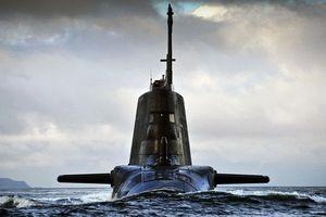 Tàu ngầm Anh vào trạng thái sẵn sàng tấn công Syria, có thể ngay đêm nay