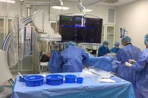 Ứng dụng DSA điều trị thành công cho bệnh nhân nhồi máu cơ tim
