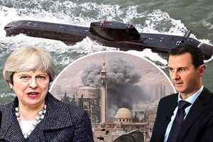 Anh, Pháp đồng lòng cùng Mỹ không kích Syria
