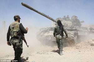Quân Assad hất cẳng kẻ địch khỏi Đông Ghouta, bắt sống đặc nhiệm Anh