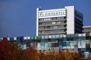 Điều tra nghi án liên quan Tập đoàn dược phẩm Novartis