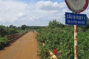 Giải mã bí ẩn ở cây cầu ma ám hại người ở Gia Lai