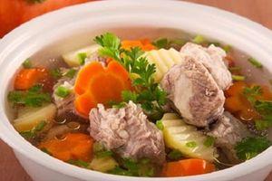 3 món ăn cực bổ dưỡng giúp người ốm khỏe nhanh sau những ngày mệt mỏi