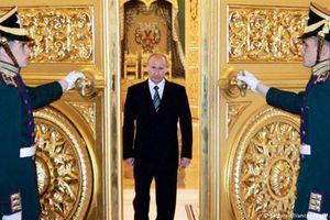 Ông Putin rộng đường làm Tổng thống tương lai