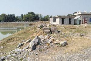 Thanh Hóa: Dân mong nước sạch, nhà máy xử lý nước dừng thi công