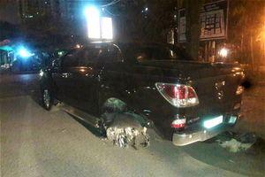 Nhân chứng kể lại chi tiết vụ xe tải kéo lê nạn nhân gần 1km ở Hà Nội