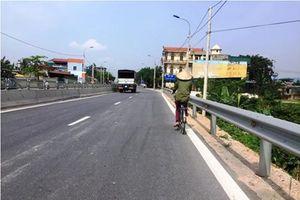 Dự án nâng cấp Quốc lộ 18 Quảng Ninh: Không an toàn cho người tham gia giao thông