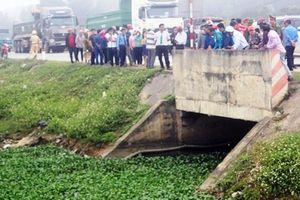 Nghệ An: Phát hiện thi thể nam công nhân mất tích bí ẩn dưới cống nước