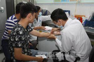Gia tăng bệnh nhân nguy kịch do uốn ván tại phía Nam