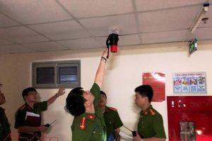 Nhiều lỗi phòng cháy ở chung cư HH Linh Đàm phải khắc phục ngay