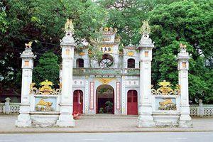 Chuyện kỳ bí chưa biết về đền Quán Thánh