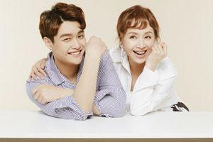 Park Hae Mi của 'Gia đình là số 1' khoe con trai soái ca
