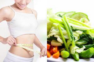 Chế độ ăn uống giảm cân vào bữa tối cho bạn vòng eo thon gọn nhanh chóng