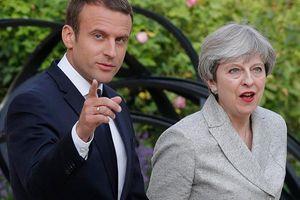 Anh, Pháp xác nhận liên minh với Mỹ đánh Syria