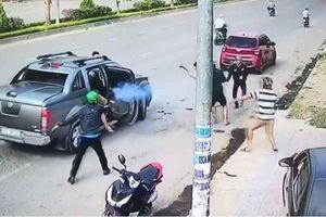 Bắt đồng bọn Ngọc 'thẹo' vụ hỗn chiến có súng ở Nhơn Trạch