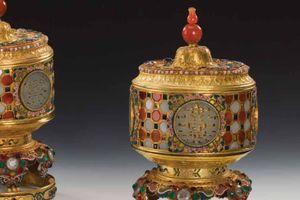 Ngoài ấn và kiếm vàng, bảo vật hoàng cung triều Nguyễn còn có gì?