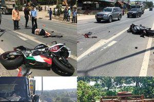 Tin tức tai nạn giao thông nóng nhất 24h: Tai nạn ở cầu Hàm Luông, thanh niên tử vong tại chỗ