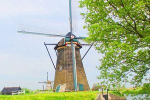Trải nghiệm thú vị ở Hà Lan - Đất nước thiên đường